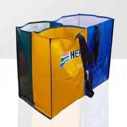 ECO BAG 3 compartments