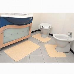 Parure tappeti bagno