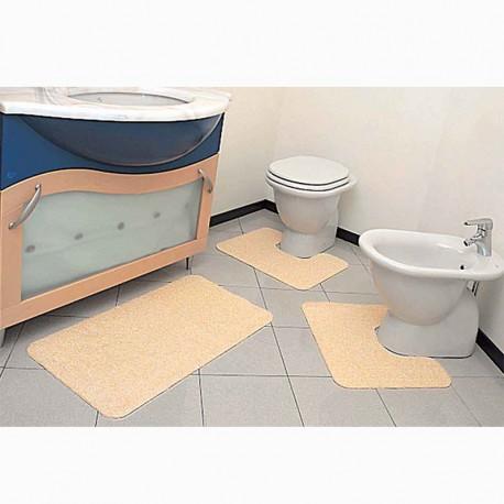 Parure tappeti bagno - Saturno CAsa